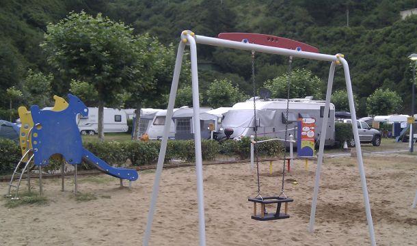 Jolasparkea / Parque / Playground