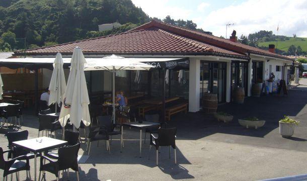 Jatetxea / Restaurante / Restaurant
